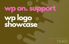 wponline support logo showcase