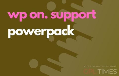 wponline support powerpack