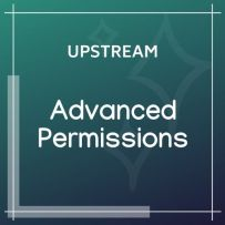 UpStream Advanced Permissions