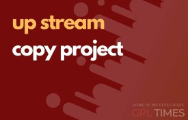 up stream copy project