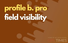 pb pro field visibility