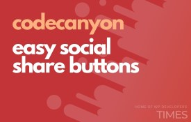 code easy social share buttons
