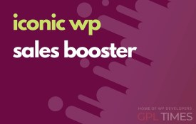 iconic wp sales booster