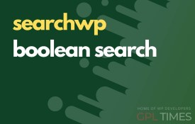 search wp boolean search