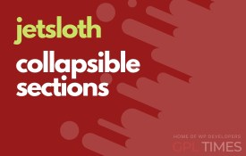 jetsloth collapsible section