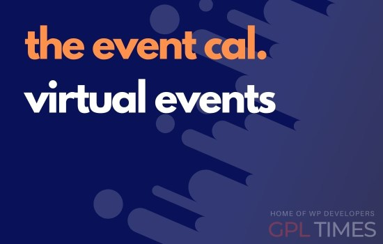 the event cal virtual events