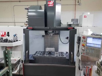 Turning - 4 CNC machining centers