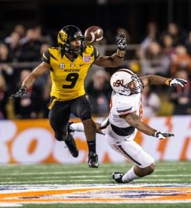 NCAA Football 2014: Cotton Bowl Oklahoma State vs Missouri JAN 03