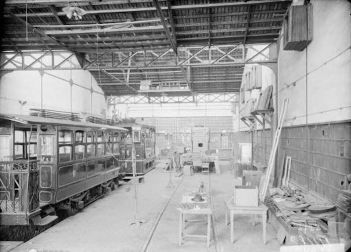 Les Ateliers Jourdan au début du 20e siècle