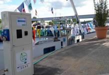 Borne eau électricité à Conflans