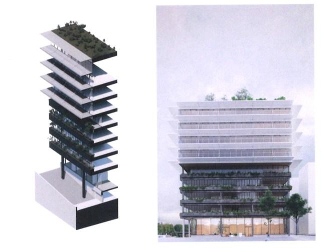 Ile Seguin-Projet DBS-Lot 1-Immeuble A