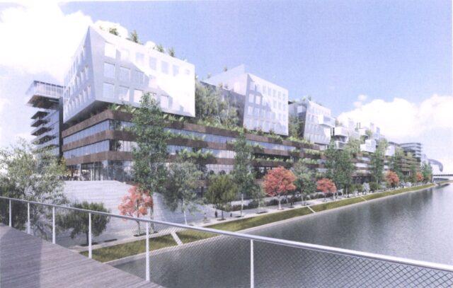Ile Seguin-Projet DBS-Lot 1-immeuble E