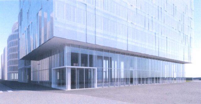 Ile Seguin-Projet DBS-Lot 2-Immeuble B1-acces