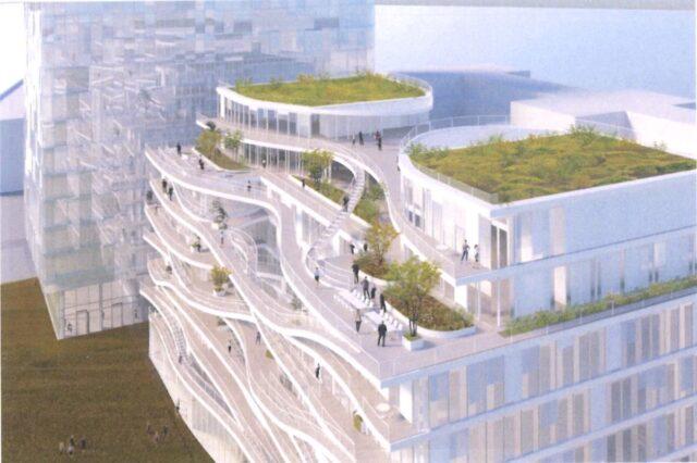 Ile Seguin-Projet DBS-Lot 2-Immeuble B2
