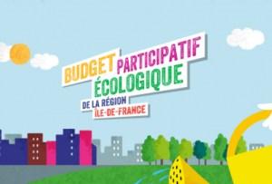 Budget participatif de la Région Ile-de-France @ Région Ile de France