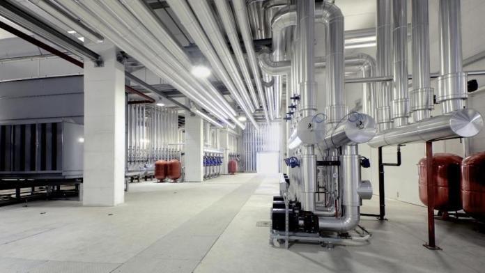 Réseau de chauffage urbain Engie Solutions