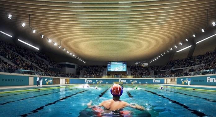 Centre aquatique olympique-Crédit Ateliers 2/3/4