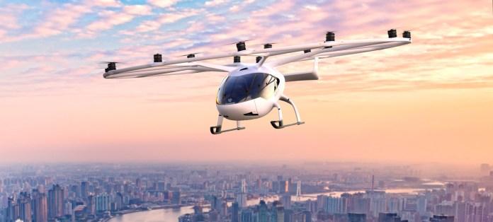 VoloCity de Volocopter