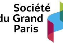 Logo Societe du Grand Paris