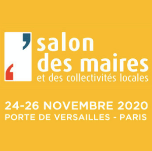 SALON DES MAIRES ET DES COLLECTIVITES LOCALES @ On-line