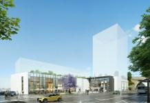 Gare de Champigny Centre-Credit SGP-Richez et Associés