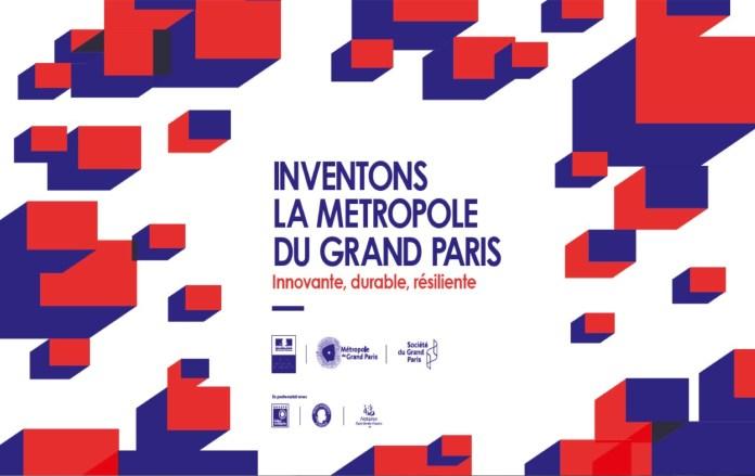 Logo Inventons la métropole du grand paris