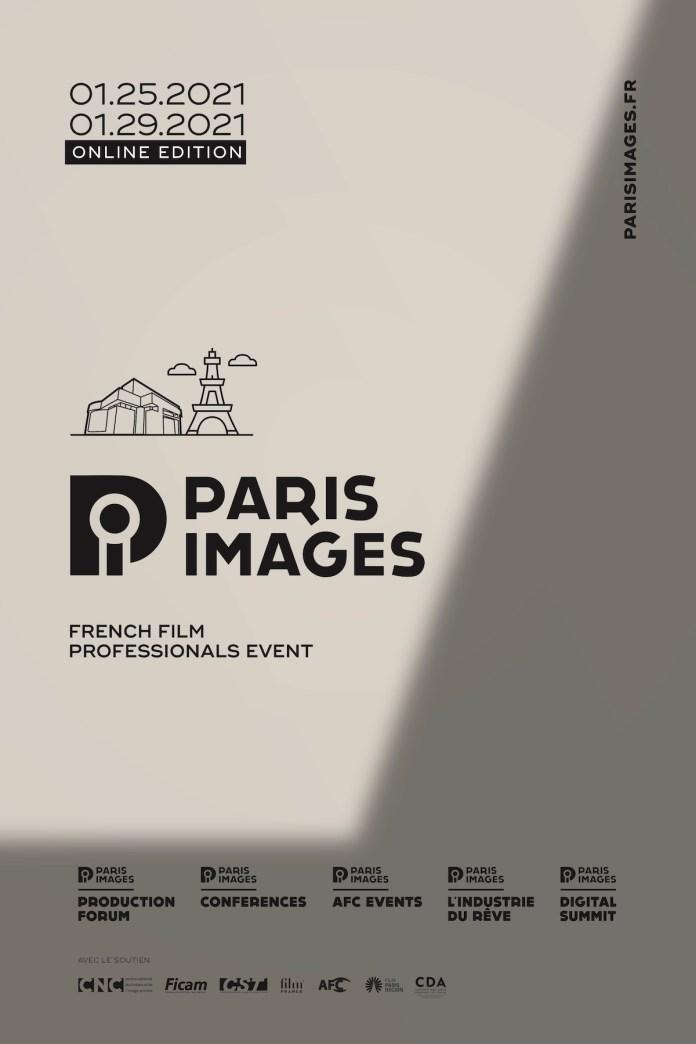 Affiche salon Paris Images 2021