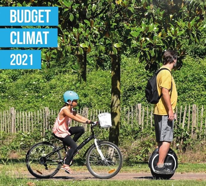Budget Climat Issy les Moulineaux