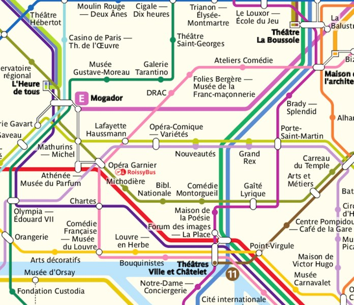Plan métro paris lucas destrem
