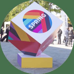 Paris-Saclay SPRING - Festival de l'innovation @ ENS Saclay et en ligne