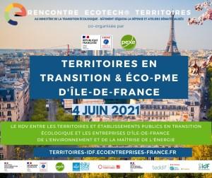 3è Rencontre Territoires en transition et éco-PME d'IDF
