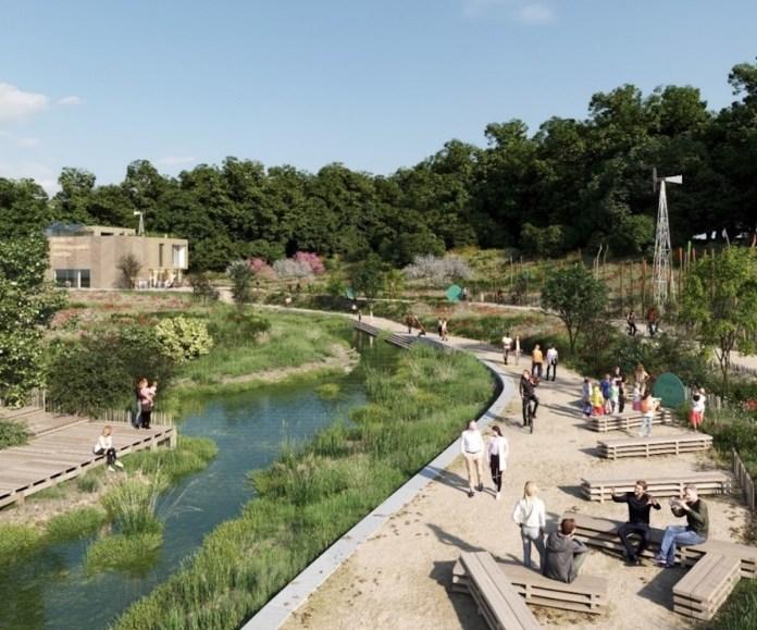 Démonstrateur écologique vallée sud grand paris