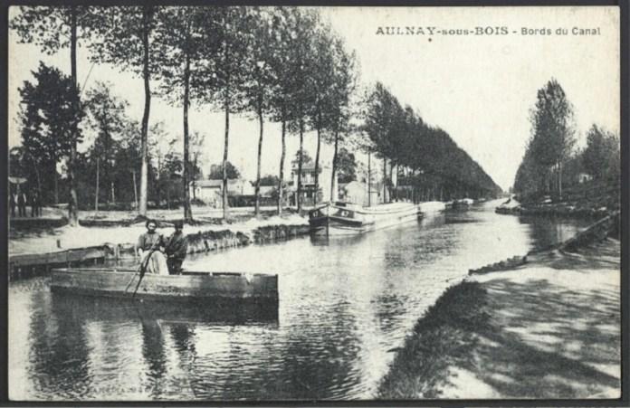 Canal Saint Denis