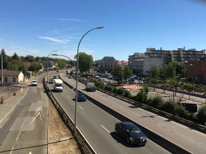 Circulation RN 10 Trappes