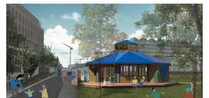 pavillon urbanisme transitoire saclay