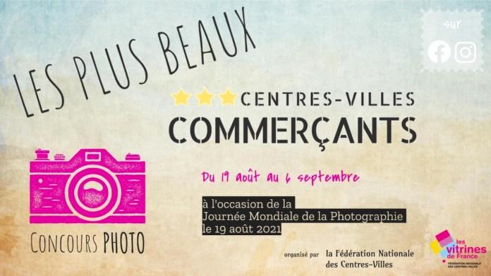 Concours photo plus beaux Centres villes de france