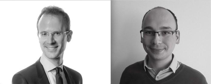 Gael Hilleret et Romain Sibille CNSA