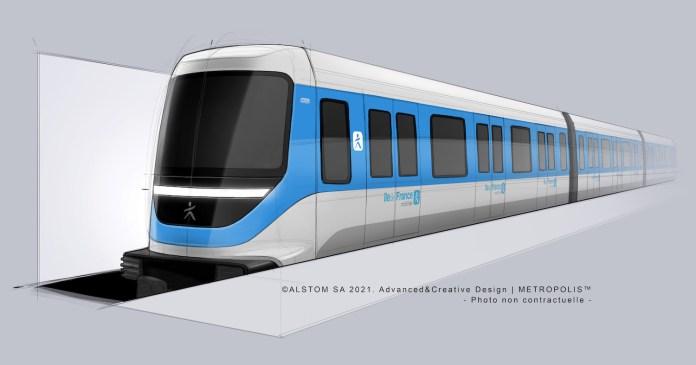 Métro Ligne 18 Grand Paris Express