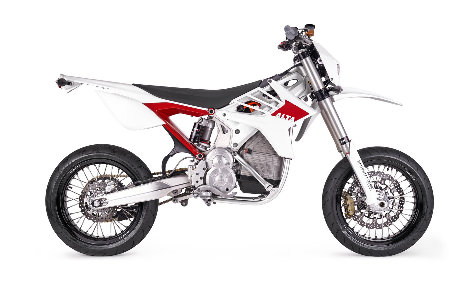 Alta Motors At Gp Motorcycles