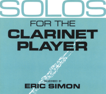 firstsolosfortheclarinetplayer