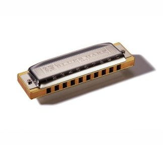 Hohner - MS Blues Harp, F