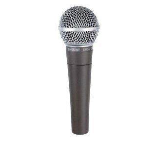 Shure - SM58, Microphone dynamic cardoid vocal