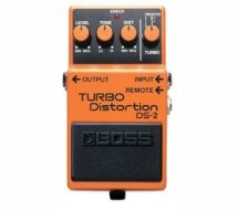 Boss - DS-2  TURBO Distortion