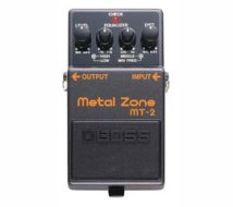 Boss - MT-2, Metal Zone