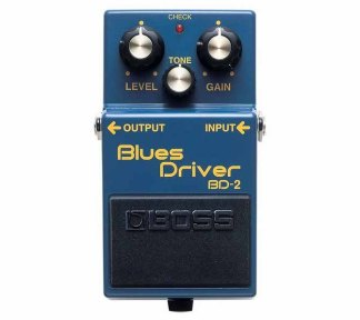 Boss - BD-2, Blues Driver