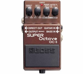 Boss - OC-3 Super Octave