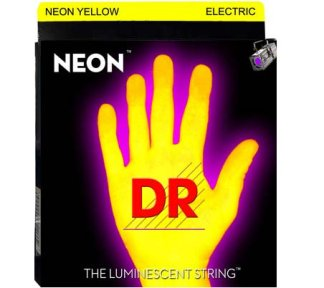 DR - Neon Yellow Electric, 10-46