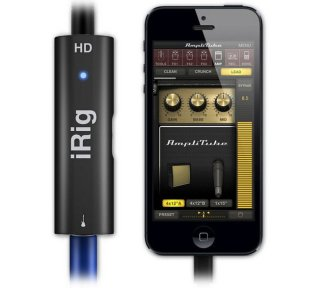 Ik Multimedia - iRig HD (iPhone, iPad og Mac)