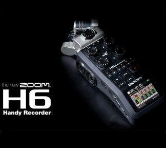 Zoom - H6, Handy Recorder