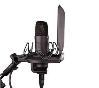 Røde - NT1, stormembranmikrofon m/SMR shock mount